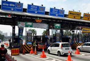 Toll discount for AKLEH, GCE, LKSA, SILK highways during Deepavali
