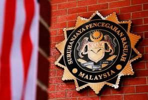 Timbalan Pengarah Bahagian Operasi JKKP Johor ditahan SPRM