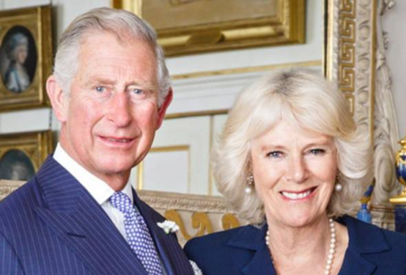 Putera Charles dan Camilla lawat Malaysia 3 Nov
