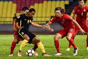 Moment of madness and Malaysia's chances evaporate at Hong Kong Stadium