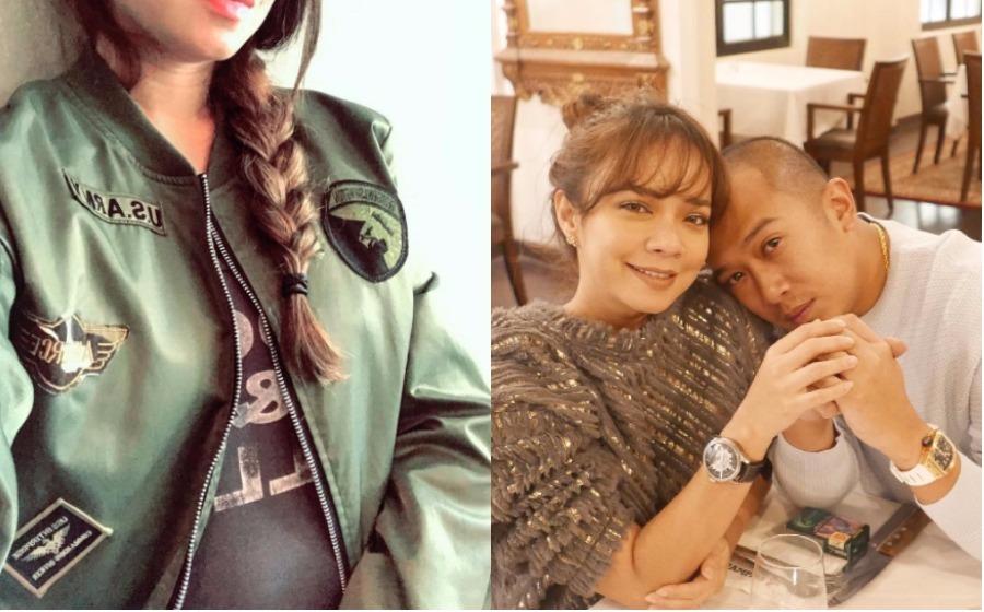 Nora Danish tayang 'baby bump'