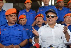 APM to help patrol ESSZone - Shahidan