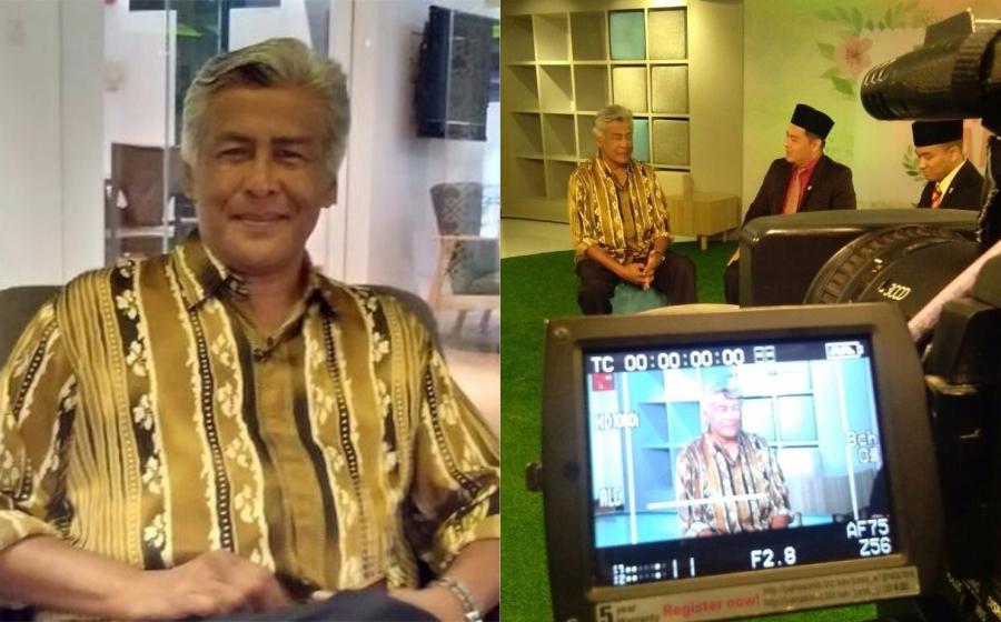 Pengsan selepas rancangan bual bicara, Datuk Jalaluddin Hassan dikejarkan ke HKL