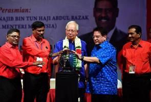 IPF can help BN to big win in GE14 - PM Najib