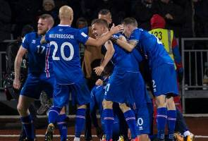 Iceland become smallest country to qualify for World Cup