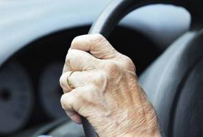 73-year-old granny finally obtains driving licence