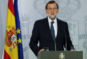 Spain gives Catalan leader eight days to drop independence