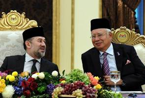 Agong attends 247th Meeting of Conference of Rulers