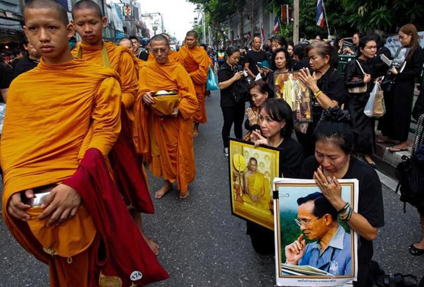 Thailand, funeral
