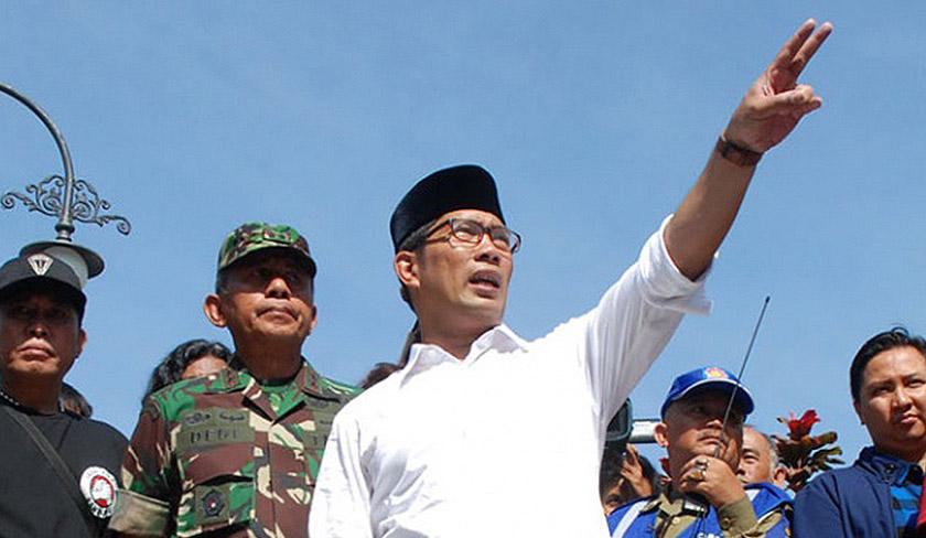 Walikota Bandung, Ridwan Kamil, adalah seorang arkitek yang beralih menjadi ahli politik dan akan mengikuti Pemilihan Gabenor pada 2018. Foto Tempo.co