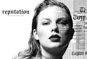 Taylor Swift kembali dengan album 'Reputation'