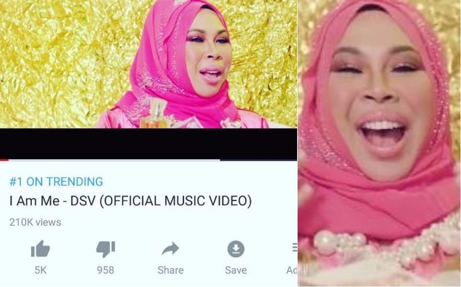 Lancar muzik video, DSV sasar 100 juta tontonan