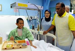 Keramat tahfiz fire: Two survivors to be discharged from hospital tomorrow