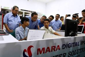 Mara Digital Mall to be expanded nationwide - Ismail Sabri