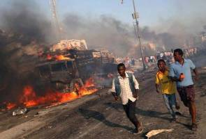 Death toll from blasts in Somalia's capital Mogadishu rises to 85