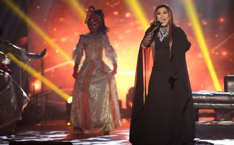 AF Megastar: Ini sebab kenapa Idayu menangis ketika terima 'standing ovation'