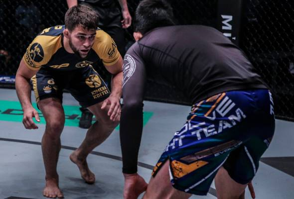 Asian MMA promotion ONE Championship has recently announced the signing of American grappling superstar, Garry Tonon.