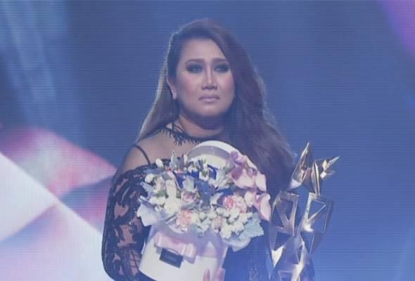 Idayu juara AF Megastar 2017