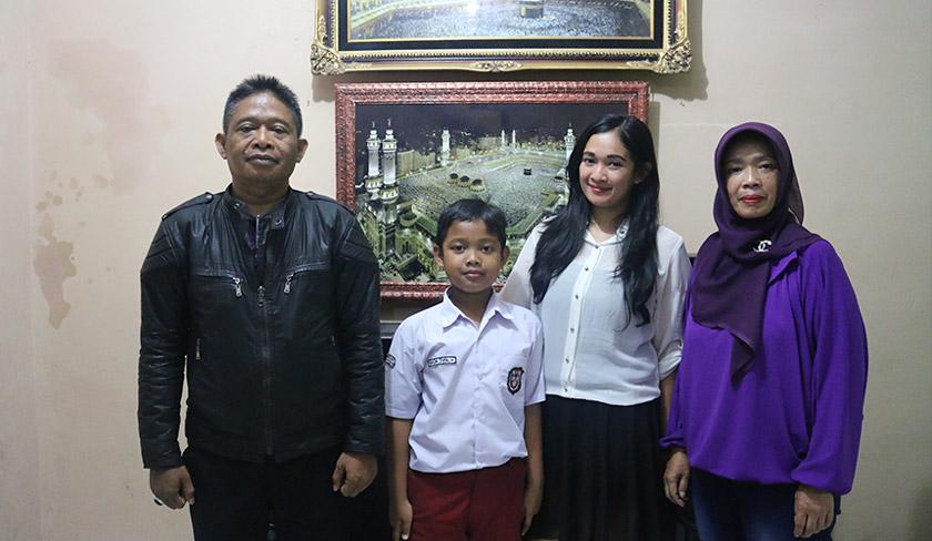 Cindy memilih pindah kembali ke Bandung dengan anak-anaknya untuk tinggal bersama orang tuanya. Dia lebih suka tinggal di Bandung daripada di Bali. Foto Karim Raslan