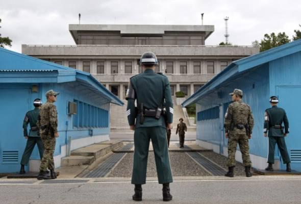 Korea Utara, Korea Selatan 'berbalas tembakan' di pos pengawal DMZ