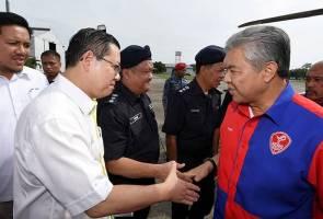 Banjir P.Pinang: TPM lawat kawasan banjir