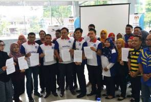 Sukarelawan Mantap, Biro IPTS UMNO prihatin mangsa banjir
