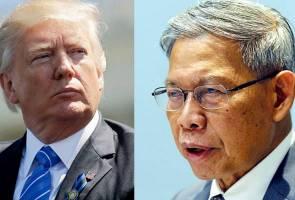 'Malaysia tidak menipu, Trump silap' - Mustapa