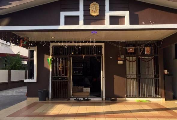 Seorang lelaki dipercayai membunuh tiga anaknya berusia 5 hingga 8 tahun sebelum menggantung diri di sebuah rumah di Jalan Perdana Height.