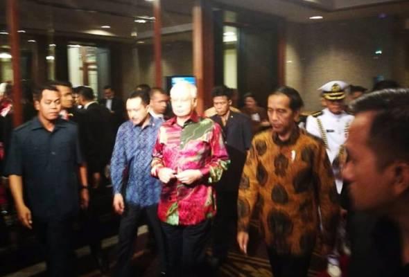 Mesyuarat Perundingan Tahunan Malaysia - Indonesia 2017 yang dijadual berlangsung selama sehari mulai hari ini.