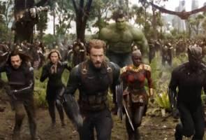 Avengers 4 hampir siap, gambar cetus pelbagai persoalan