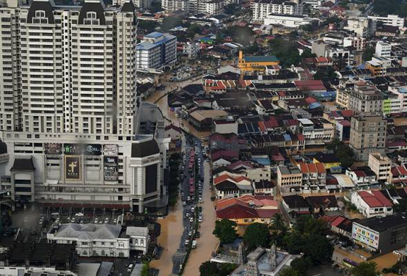 Penang floods Learn from HK Taiwan and Japan