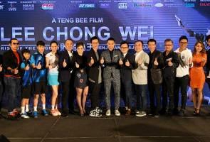 Chong Wei mahu kisah hidupnya jadi inspirasi