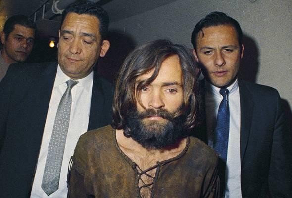 Charles Manson, pembunuh paling kejam abad ke-20, mati akhirnya