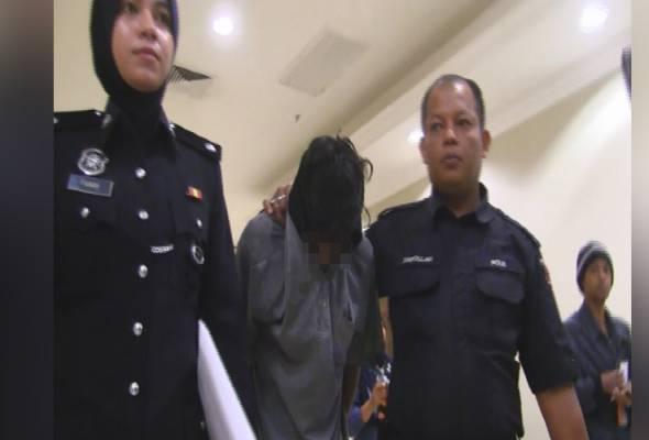 Kelindan lori mengaku tidak bersalah rogol dua kanak-kanak