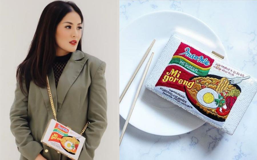 Dijamin enak! Tas tangan Indomie Goreng tular di Indonesia