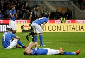 Kenapa Itali gagal ke Piala Dunia?