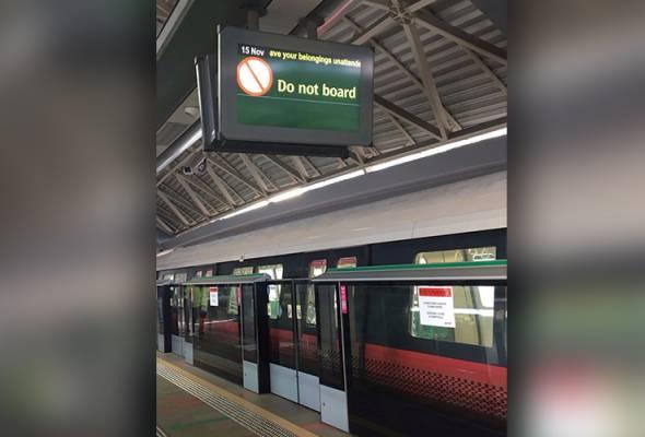 Dalam satu kenyataan, kementerian berkata terdapat penumpang warganegara Malaysia yang turut cedera dan telah mendapat rawatan di hospital.
