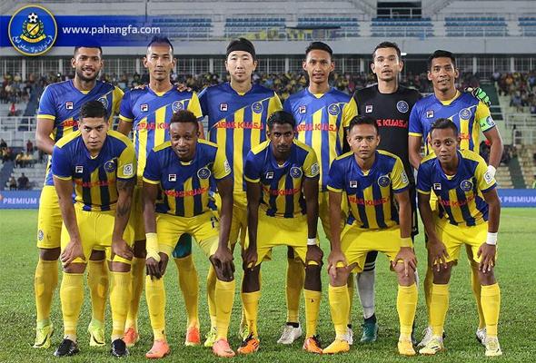 Pahang tolak slot ke Piala AFC