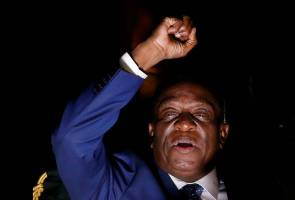 'The people have spoken,' says Zimbabwe's new leader