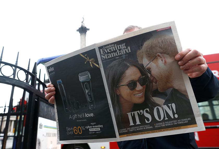Meghan dan Harry telah menjalinkan hubungan selama 16 bulan sebelum mengikat tali pertunangan.