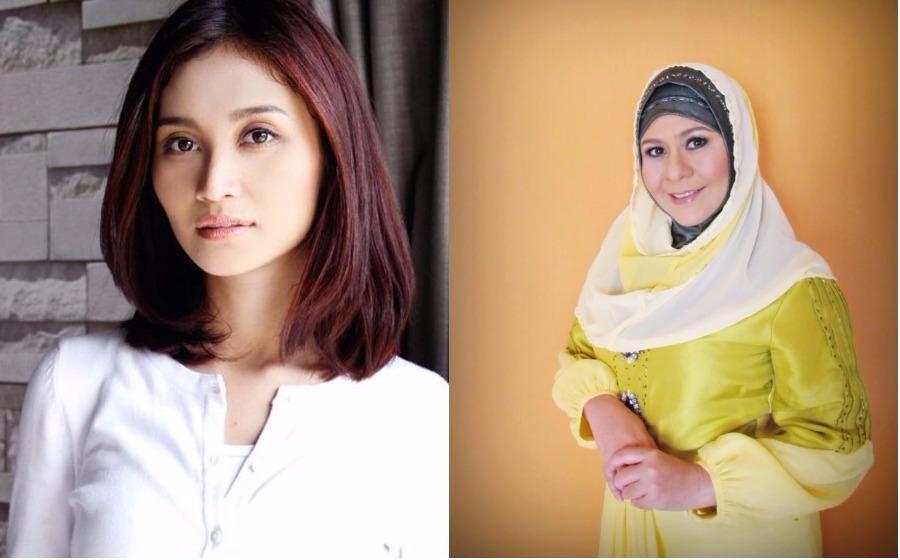 Ayda Jebat berguru dengan Fauziah Ahmad Daud