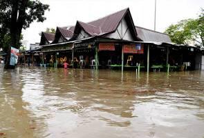 Flash floods hit Penang again