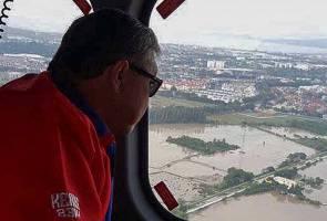 Banjir P.Pinang: Siap siaga 100 peratus hadapi amaran merah - TPM