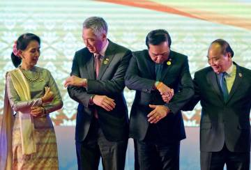 Boring is good: ASEAN at 50