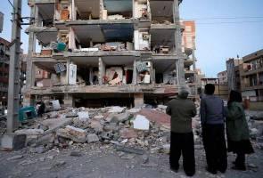 Tiada rakyat Malaysia terbabit dalam gempa bumi di Iran