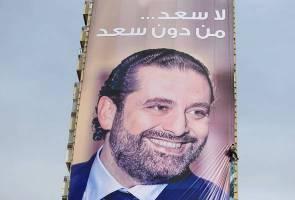 Saad al-Hariri kembali ke Lubnan
