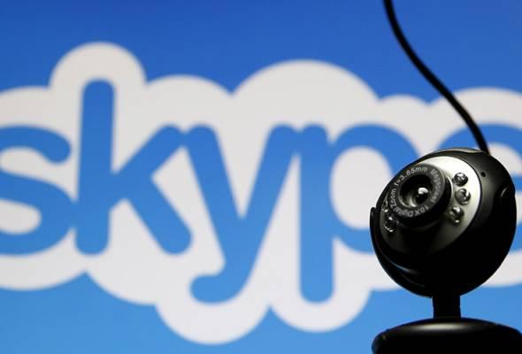 Skype 'lenyap' dari China