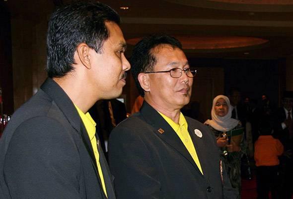 Jemputan ditarik: Radhi Mat Din tidak berkecil hati