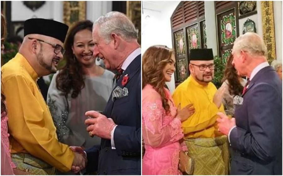 Harith Iskander teruja dapat bertemu Putera Charles
