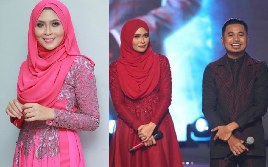 Dikritik nyanyi acuh tak acuh, Siti Nordiana beri penjelasan